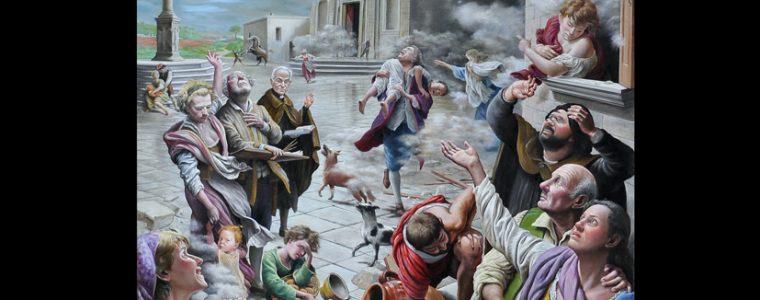 Storie di fede e di pittura. Roberto Buttazzo dipinge San Vito