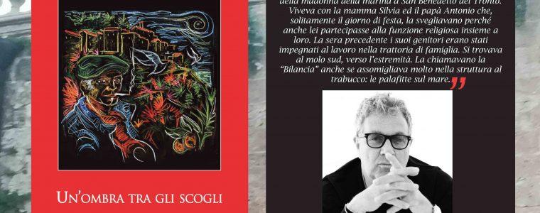 """Remo Croci nel Salento con il suo noir """"Un'ombra tra gli scogli"""""""