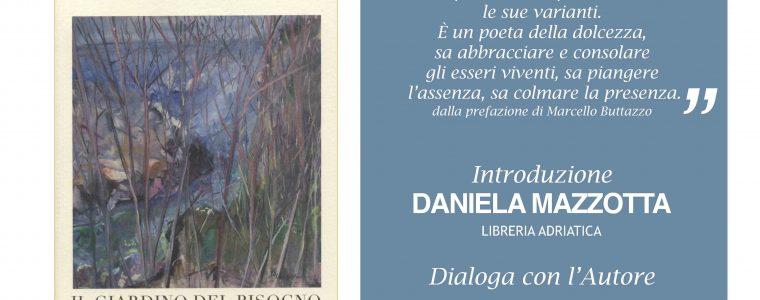 Libri con tè. La poesia di Lino Manca alla Libreria Adriatica