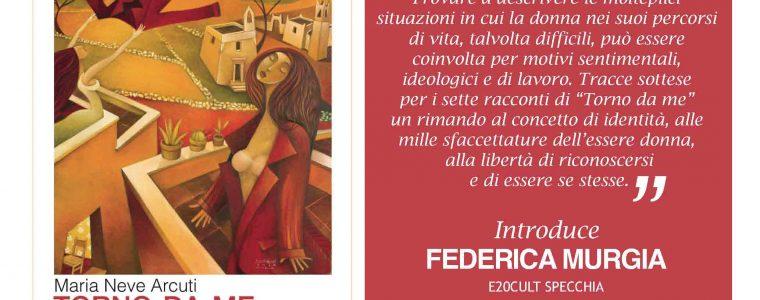 Libri con tè. Incontro con Maria Neve Arcuti a Specchia
