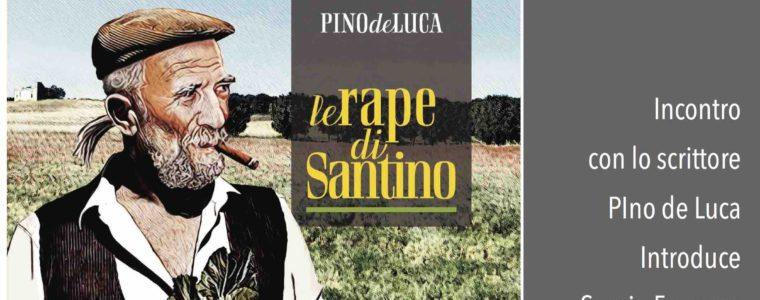 Incontro con lo scrittore Pino De Luca