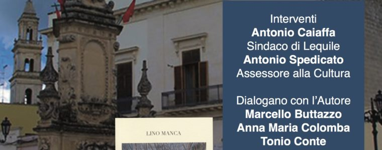 La poesia di Lino Manca a Lequile