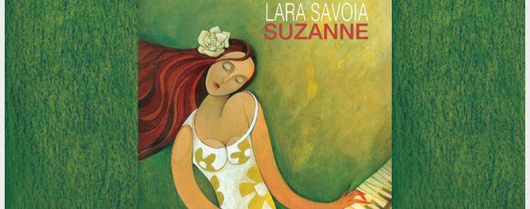 Suzanne il romanzo di Lara Savoia