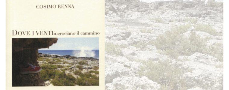Cosimo Renna con la sua poesia a Gallipoli